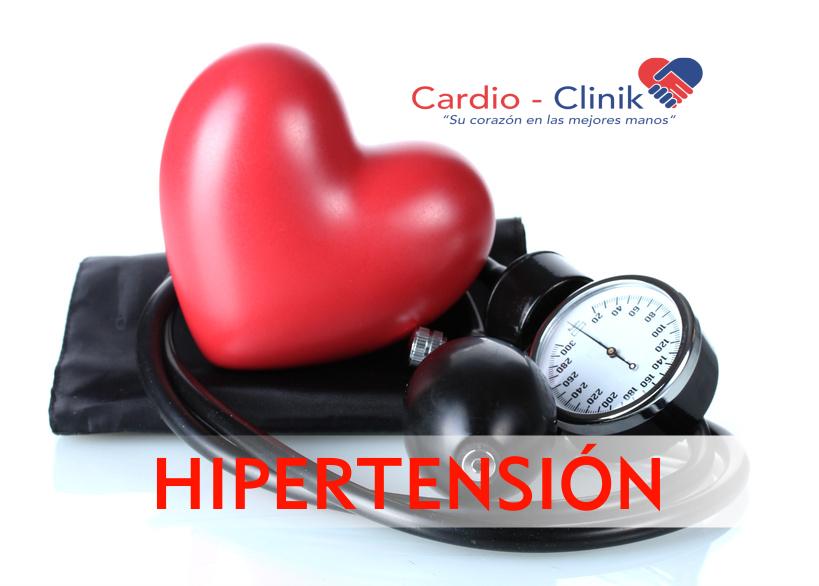 La hipertensión arterial, valores normales y anormales..